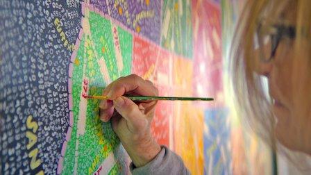 Watch Paula Scher: Graphic Design. Episode 6 of Season 1.