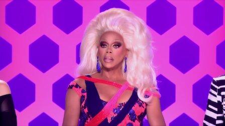 Watch RuPaul Roast. Episode 8 of Season 9.