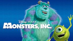 Monsters, Inc. (Hong Kong Version)