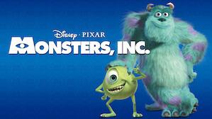 Monsters, Inc. (Taiwan Version)
